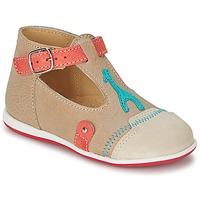 Sapatos Criança Sandálias Citrouille et Compagnie GALENE Bege / Toupeira