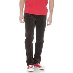 Textil Homem Calças Jeans Wrangler Texas Stretch W12198160 black