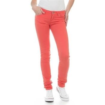 Textil Mulher Gangas Skinny Wrangler Molly Melon W251U229M red