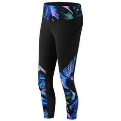 Textil Mulher Calças de treino New Balance WP61100LFP Multicolor
