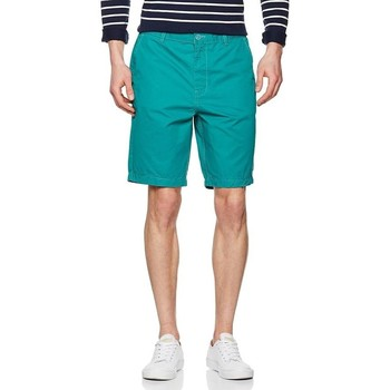 Textil Homem Shorts / Bermudas Lee Chino Short L70MCA82 green