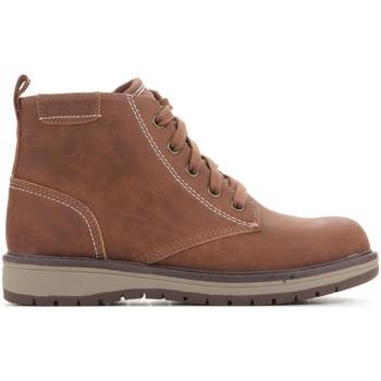 Sapatos Criança Botas baixas Skechers Gravlen Brown 94060L-BRN brown