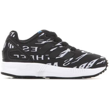 Sapatos Criança Sapatilhas adidas Originals Adidas ZX Flux EL I BB2434 black