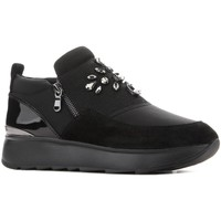Sapatos Mulher Slip on Geox D Gendry D745TA 01522 C9999 black