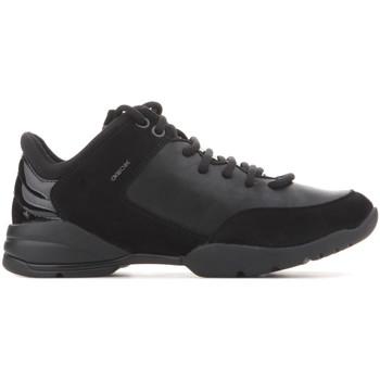 Sapatos Mulher Sapatilhas Geox D Sfinge A D642NA-08521-C9999 black