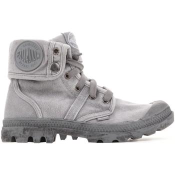 Sapatos Mulher Sapatilhas de cano-alto Palladium US Baggy W 92478-066-M grey