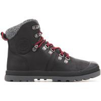 Sapatos Mulher Sapatos de caminhada Palladium Pallabrouse Hikr 95140-041 black