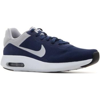 Sapatos Homem Sapatilhas Nike Mens Air Max Modern Essential 844874 402 granatowy