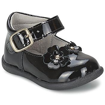 Sapatos Rapariga Sabrinas Citrouille et Compagnie ASKO Preto