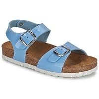 Sapatos Rapariga Sandálias Citrouille et Compagnie INIALE Azul