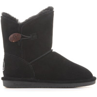 Sapatos Mulher Botas de neve Bearpaw Rosie 1653W-011 Black II