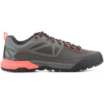 Sapatos Mulher Sapatos de caminhada Salomon X Alp Spry W 398601 brown