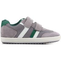 Sapatos Criança Sandálias Geox J Vita B J82A4B 01422 C0875 grey, green, white