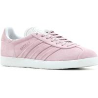 Sapatos Mulher Sapatilhas adidas Originals Adidas Gazelle Stitch and Turn W BB6708 pink