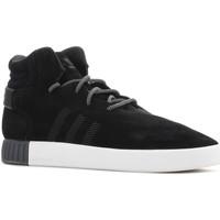Sapatos Homem Sapatilhas de cano-alto adidas Originals Adidas Tubular Invader S80243 black