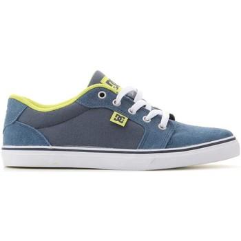 Sapatos Rapaz Sapatilhas DC Shoes DC Anvil ADBS300063-NVY granatowy
