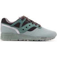 Sapatos Homem Sapatilhas Saucony Grid S70388-2 green