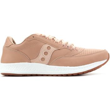 Sapatos Homem Sapatilhas Saucony Freedom Runner S70394-3 beige