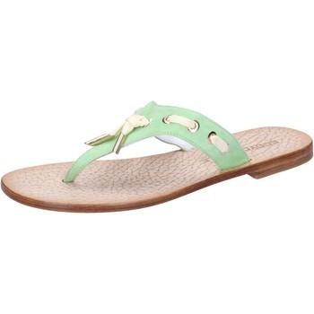 Sapatos Mulher Sandálias Eddy Daniele Sandálias AW326 verde