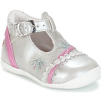 Sapatos Rapariga Sabrinas GBB MARINA Prata - rosa
