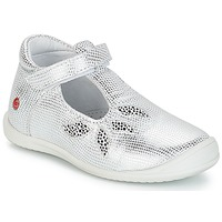 Sapatos Rapariga Sabrinas GBB MARGOT Prateado