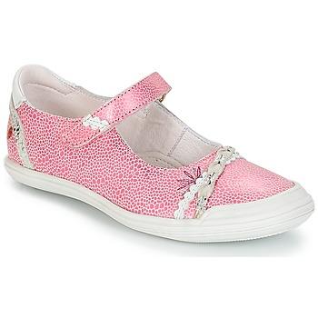 Sapatos Rapariga Sabrinas GBB MARION Rosa - branco