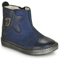 Sapatos Rapariga Botas baixas GBB LIAT Marinho