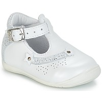 Sapatos Rapariga Sandálias GBB PASCALE Branco