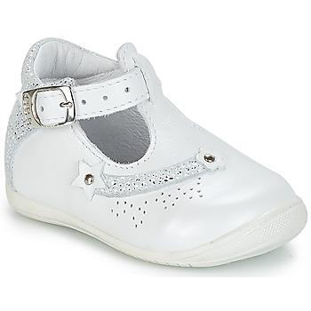 Sapatos Rapariga Sapatilhas GBB PASCALE Branco