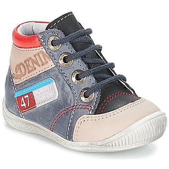 Sapatos Rapaz Sapatilhas GBB PANCRACE Cinzento - ganga