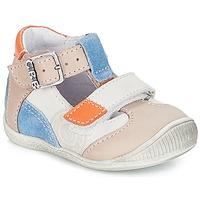 Sapatos Rapaz Sandálias GBB PIERRE Cinza-azul