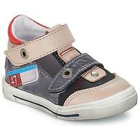 Sapatos Rapaz Sandálias GBB PEPINO Cinzento - ganga / Snow
