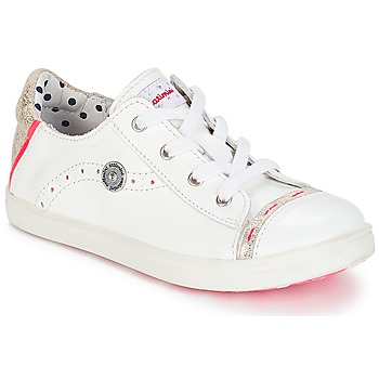 Sapatos Rapariga Sapatilhas Catimini PANDA Branco / Vénus