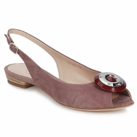 Sapatos Mulher Sandálias Fericelli PITOUCLI Camurça / Malva