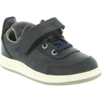 Sapatos Rapaz Sapatilhas Timberland A1ISV COURT Azul