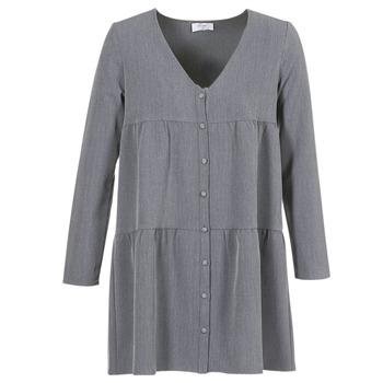 Textil Mulher Vestidos curtos Betty London JOGURET Cinza