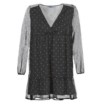 Textil Mulher Vestidos curtos Betty London JASECLU Preto