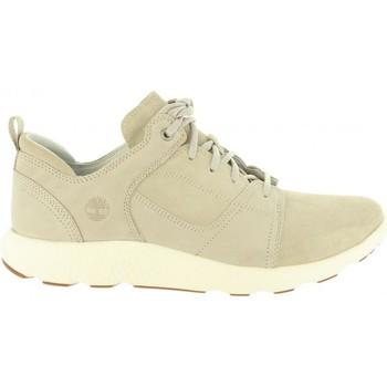 Sapatos Homem Sapatilhas Timberland A1OC4 FLYROAM Beige