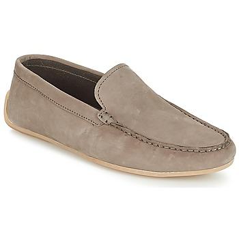 Sapatos Homem Mocassins Clarks Reazor Edge Sage Nubuck