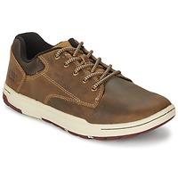 Sapatos Homem Sapatilhas Caterpillar COLFAX Castanho