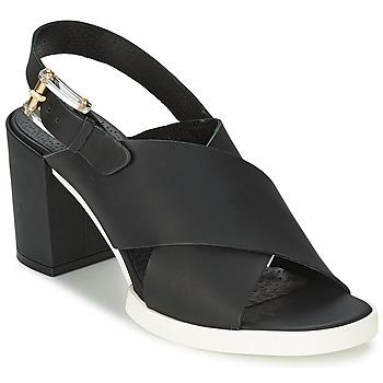 Sapatos Mulher Sandálias Miista DELILIAH Preto