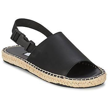 Sapatos Mulher Sandálias Miista STEPH Preto