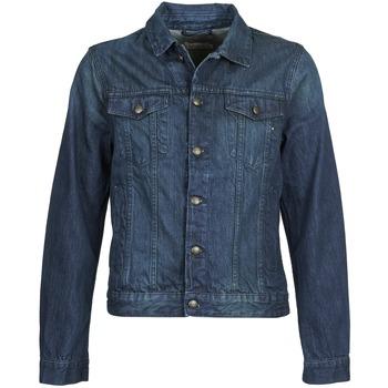 Textil Homem casacos de ganga Chevignon BREWA DENIM Azul