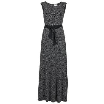 Textil Mulher Vestidos compridos Alba Moda HEIDA Preto