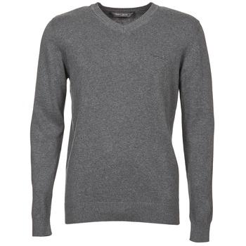 Textil Homem camisolas Teddy Smith PULSER Cinza