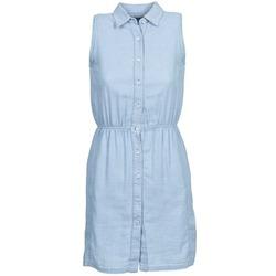Textil Mulher Vestidos curtos Gant O. INDIGO JACQUARD Azul