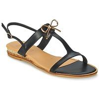 Sapatos Mulher Sandálias Elue par nous RSUCRE Preto