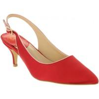 Sapatos Mulher Sandálias MTNG 57591 MACIS Rojo