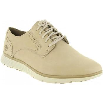 Sapatos Homem Sapatilhas Timberland A1QER FRANKLIN Beige