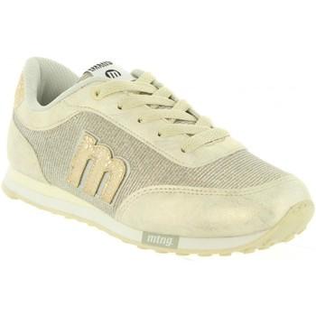 Sapatos Rapariga Sapatilhas MTNG 83600 DROLL Gold